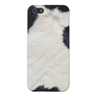 Cow Hide Pern iPhone 5/5S Cover