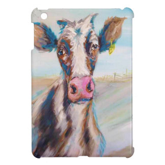 Cow in the Pasture iPad Mini Cover