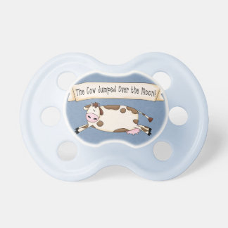 Cow jumped over the moon BogginHead Pacifier