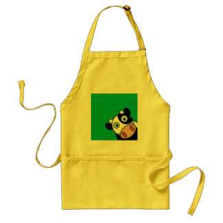 cow@keychain-apparel-darkapparel standard apron