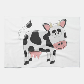 Cow Kitchen Towel