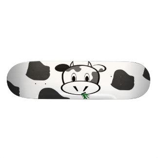 Cow Moo Skate Board
