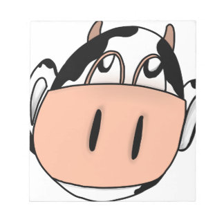 Cow Notepad