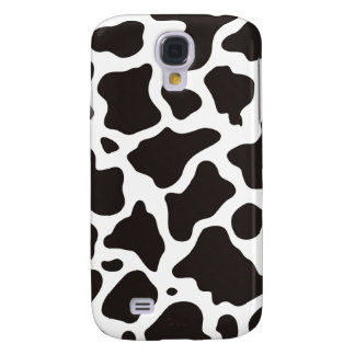 Cow pattern background