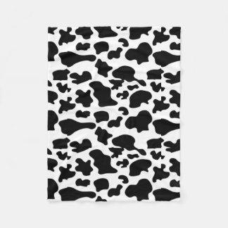 Cow Pattern Blanket