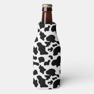 Cow Pattern Bottle Coozy Bottle Cooler