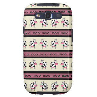 Cow Pattern Galaxy SIII Covers