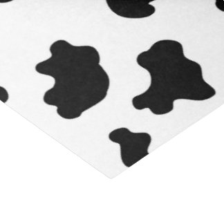 Cow pattern gift Tissue paper
