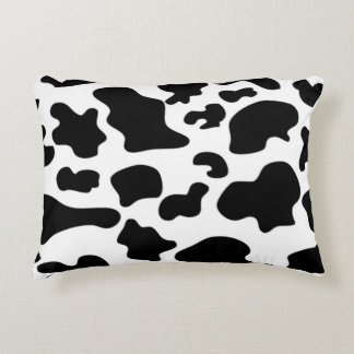 Cow Pattern Pillow