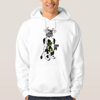COW Pi 3.14  CELEBRATE Pi DAY Hoodie