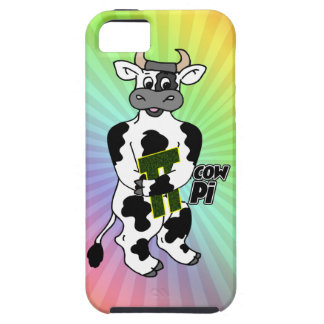 COW Pi 3.14  CELEBRATE Pi DAY iPhone 5 Case