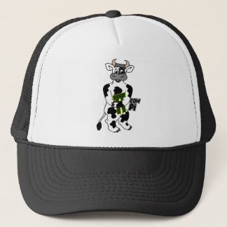 COW Pi 3.14  CELEBRATE Pi DAY Trucker Hat