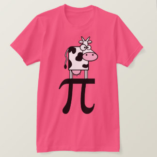 Cow Pi Seven T-Shirt