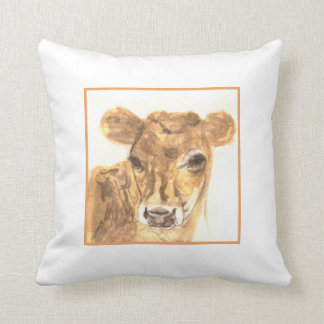 Cow Polyester Cushion