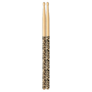 Cow Print Drumsticks