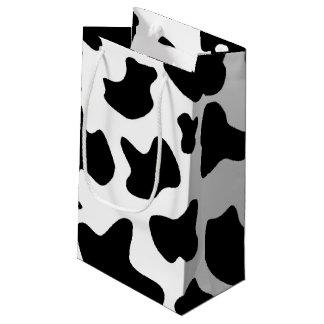 Cow Print Gift Bag