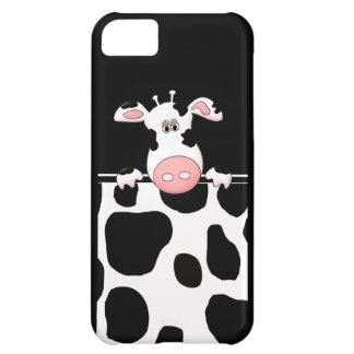 Cow Print iPhone 5C Cover