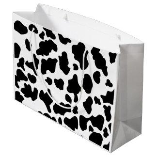 Cow Print Large Gift Bag