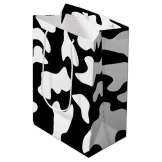 Cow Print MGB Medium Gift Bag