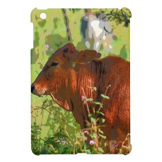 COW QUEENSLAND AUSTRALIA ART iPad MINI CASES
