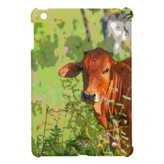 COW QUEENSLAND AUSTRALIA ART iPad MINI COVER