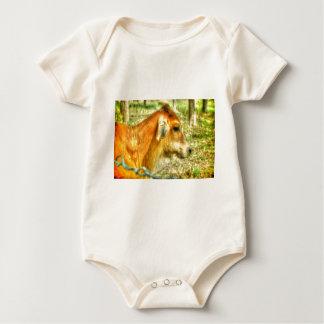 COW RURAL QUEENSLAND AUSTRALIA BABY BODYSUIT