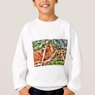 COW RURAL QUEENSLAND AUSTRALIA SWEATSHIRT