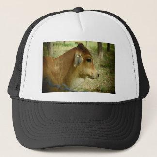 COW RURAL QUEENSLAND AUSTRALIA TRUCKER HAT