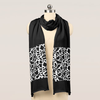 Cow Scarf