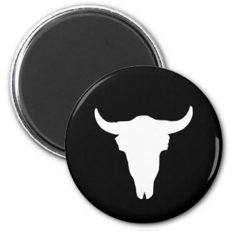 Cow Skull Magnet