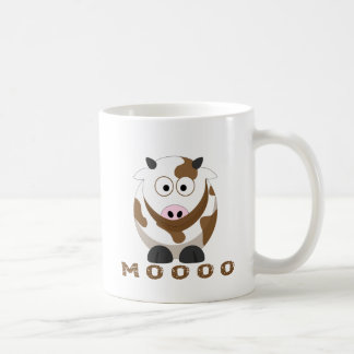 Cow sound coffee mug