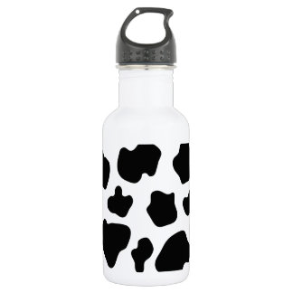 Cow spot pattern | Funny animal print 532 Ml Water Bottle