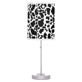 Cow Table Lamp