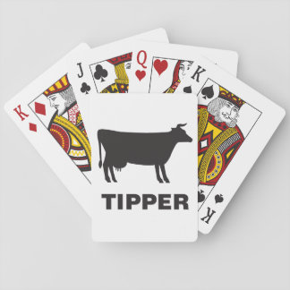 Cow Tipper Poker Deck