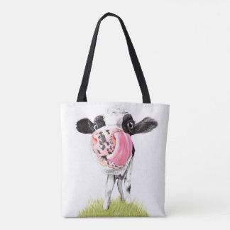 Cow Tote Bag
