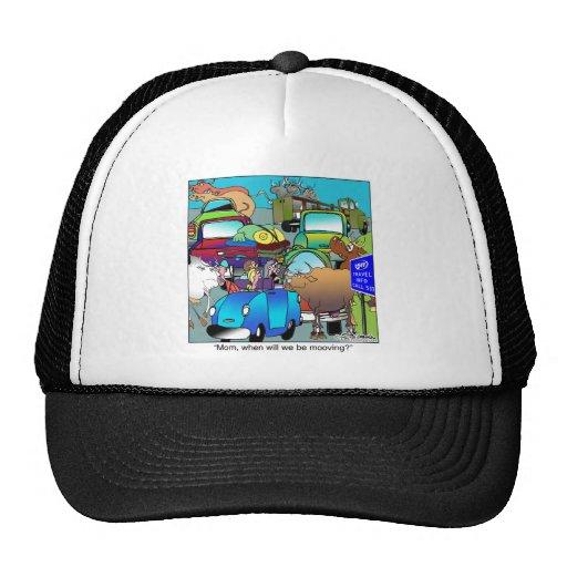 Cow Traffic Mooooving Hat