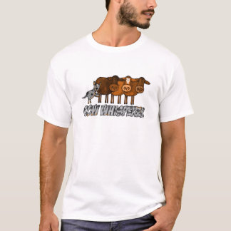 cow whisperer T-Shirt
