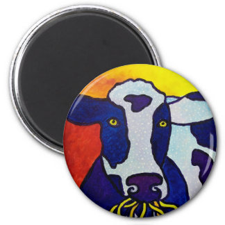 Cow Wow piliero Magnet
