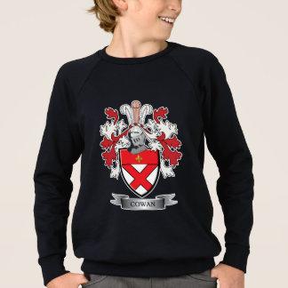 Cowan Family Crest Coat of Arms Sweatshirt