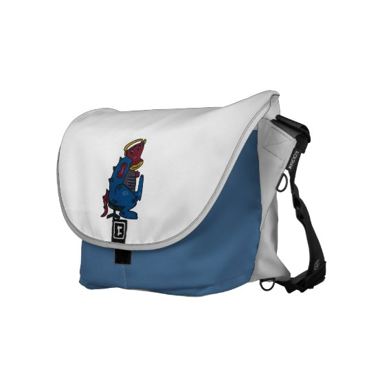 cowangle messenger bag