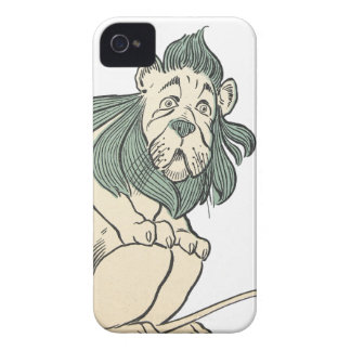 Cowardly Lion, Wizard of Oz Case-Mate iPhone 4 Case