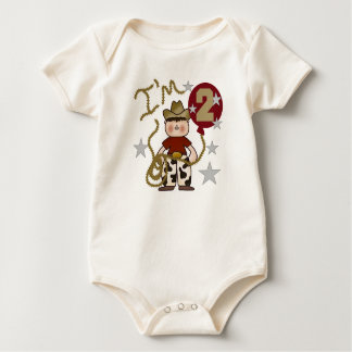 Cowboy 2nd Birthday T-shirts and Gifts