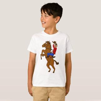 Cowboy and Horse Shirt