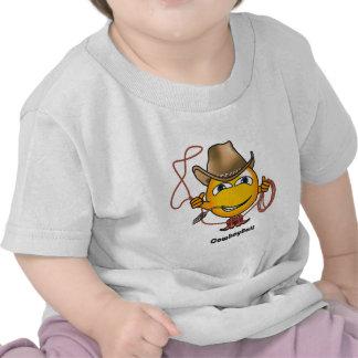 CowBoy Ball T Shirt