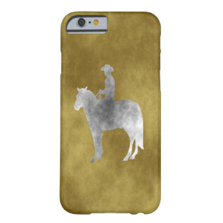 Cowboy Barely There iPhone 6 Case