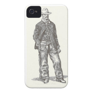Cowboy Blackberry Bold Case