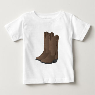 Cowboy Boots Baby T-Shirt