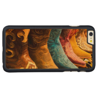 Cowboy boots for sale, Arizona Carved® Maple iPhone 6 Plus Case
