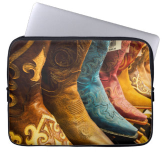 Cowboy boots for sale, Arizona Laptop Sleeve