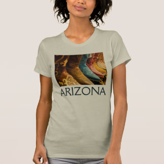 Cowboy boots for sale, Arizona T-Shirt